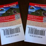 Monte Generoso Ticket